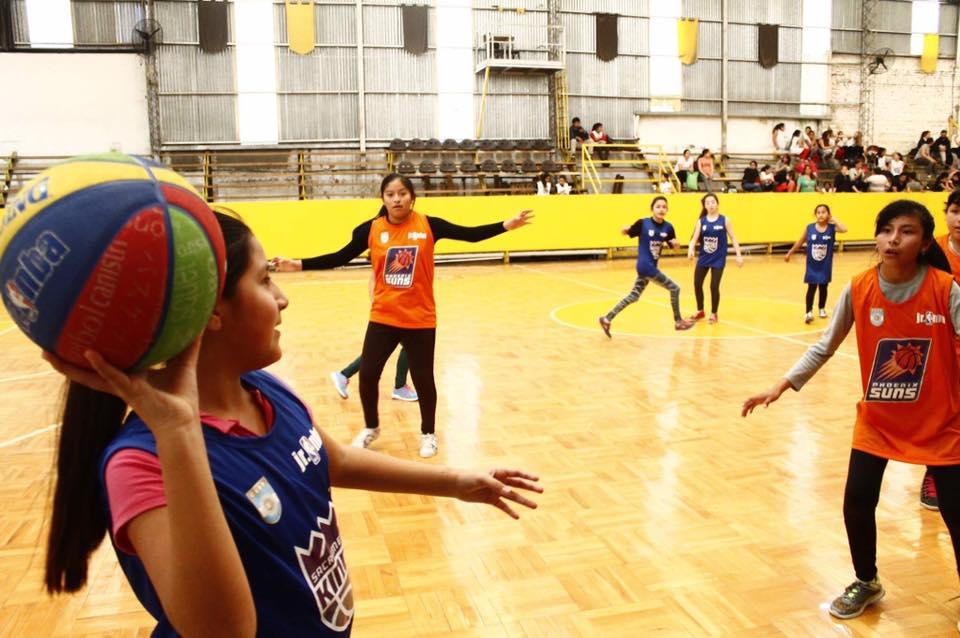 Se cerró la fase regular de la Jr. NBA en La Plata