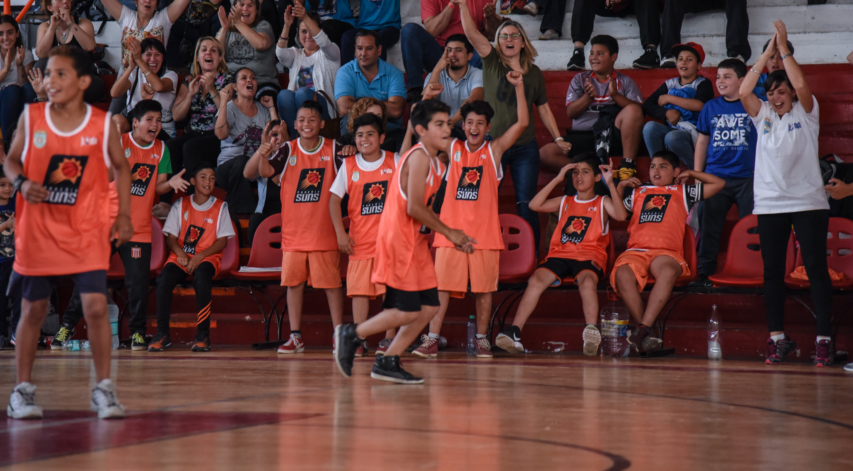 Argentina participará del primer Campeonato Mundial de Jr. NBA