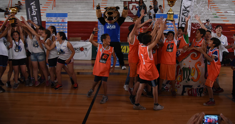 El Jr. NBA 2017 llegó a su final en La Plata