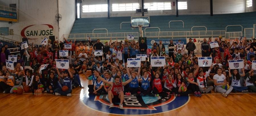 Se realizó el Draft del Jr. NBA en Paraná
