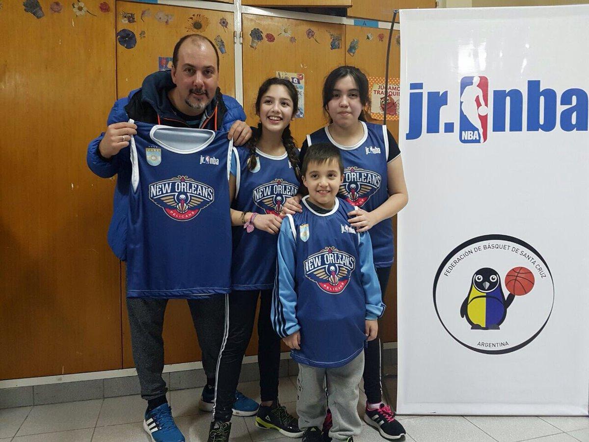 Río Gallegos le dio la bienvenida al Jr. NBA