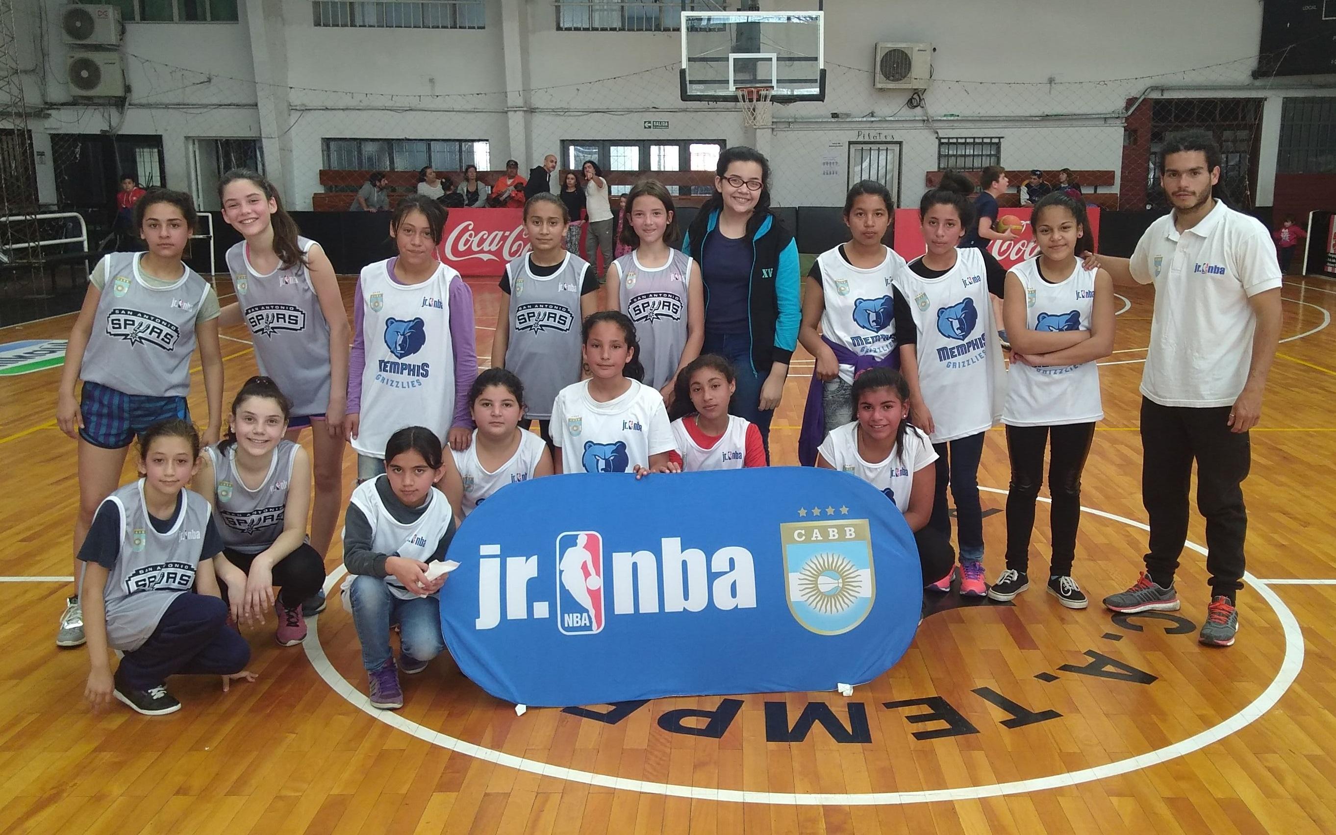 El Jr. NBA no se detiene en Rosario