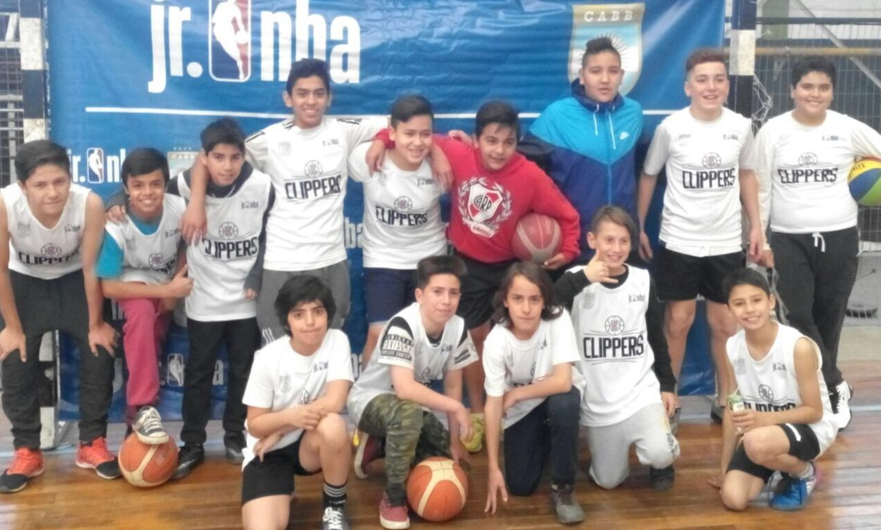 El Jr. NBA a pleno en Mendoza