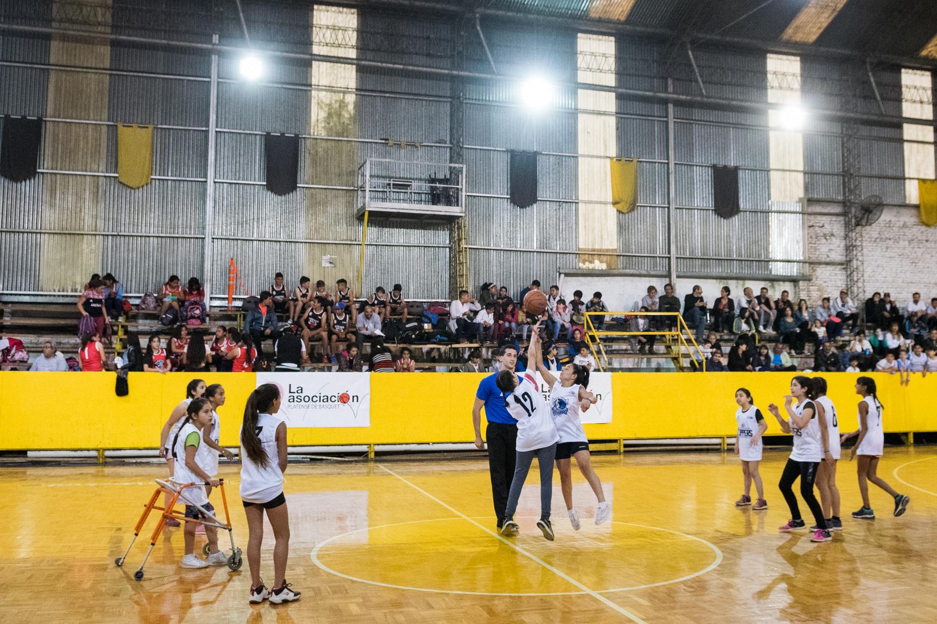 Llega la jornada final del Jr. NBA a La Plata