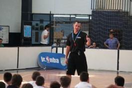 Clínica para entrenadores en Rosario